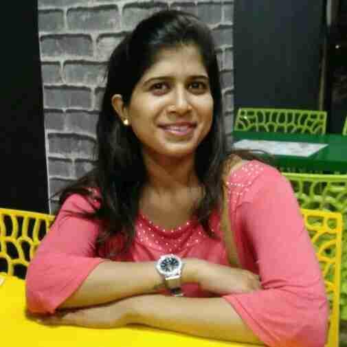 Ankita Radadiya's profile on Curofy