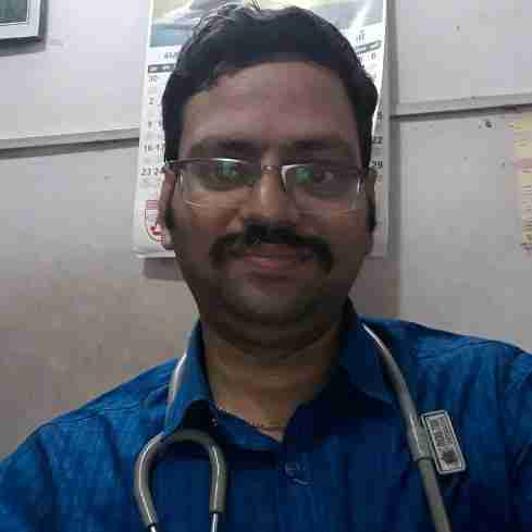 Dr. Balaji Tn's profile on Curofy