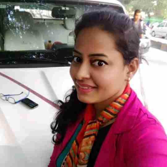 Dr. Versha Keshari's profile on Curofy