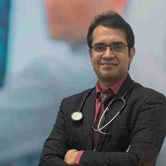 Dr. Abhishek Juneja's profile on Curofy