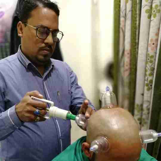 Dr. Mohammad Shahnawaz Ansari's profile on Curofy
