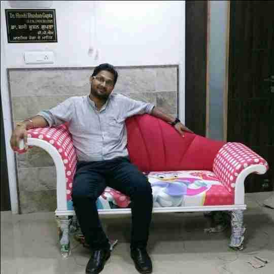 Dr. Shashi Bhushan Gupta's profile on Curofy