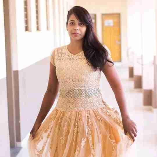 Deepika Madas's profile on Curofy