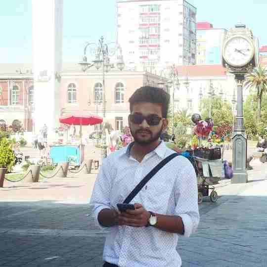 Prashant Sharma's profile on Curofy