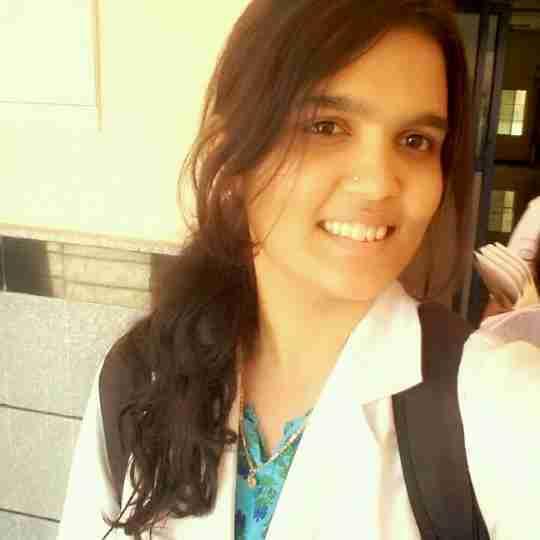Suraksha R S's profile on Curofy