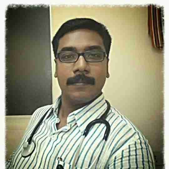 Dr. Roopchand Ps's profile on Curofy