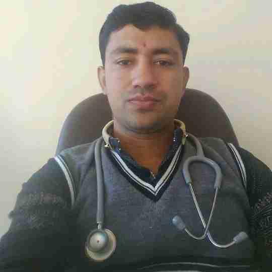 Dr. Parvatsinh Beravat's profile on Curofy