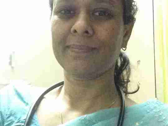 Dr. Shirisha Ponnamaneni's profile on Curofy