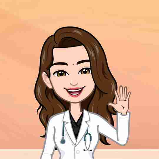 Dr. Saranya Gajendra's profile on Curofy