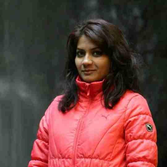 Dr. Poulami Sarkar's profile on Curofy
