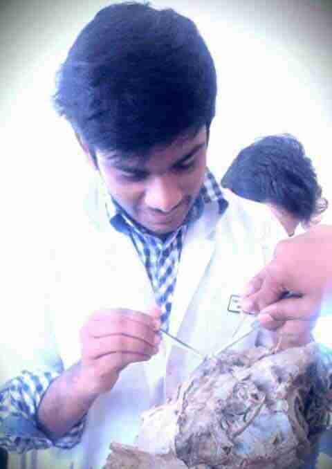 Ravi Teja Reddy's profile on Curofy