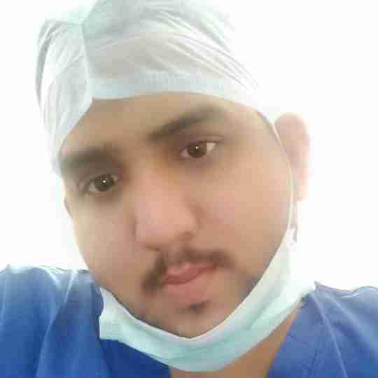 Dr. Mujahid Shaikh's profile on Curofy