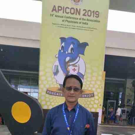Dr. Rajesh Debbarma's profile on Curofy