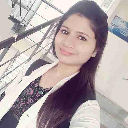 Dr. Malvika Shubham Pandey's profile on Curofy