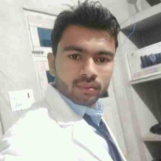 Anuj Yadav's profile on Curofy
