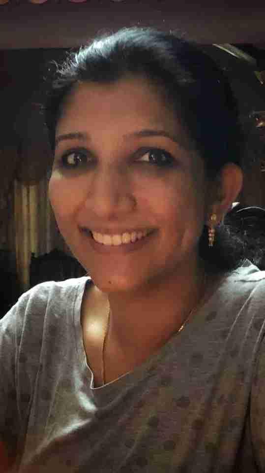 Dr. Indira Vijayakrishnan's profile on Curofy