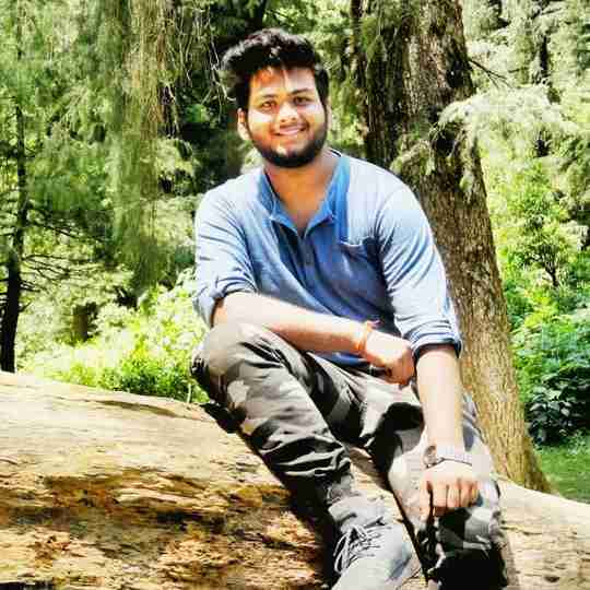 Shubham Gupta's profile on Curofy
