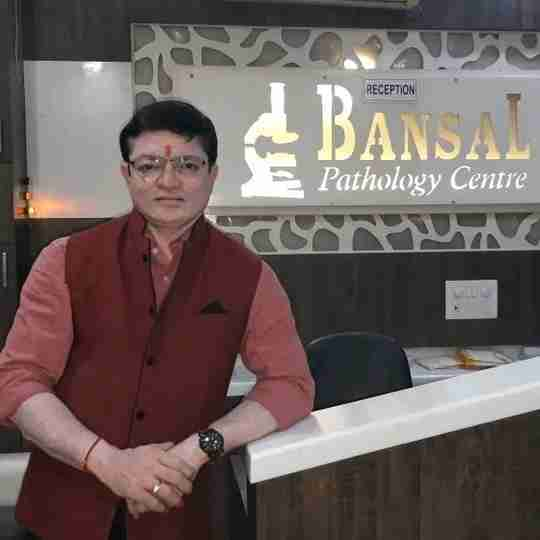 Dr. Vikrant Bansal's profile on Curofy