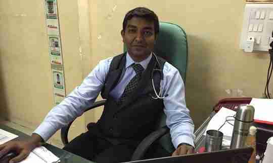 Dr. Shreyas Mahajan's profile on Curofy