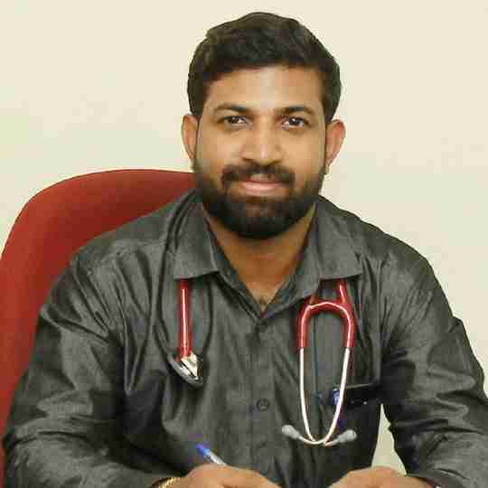 Dr. Shamin Ramachandran's profile on Curofy