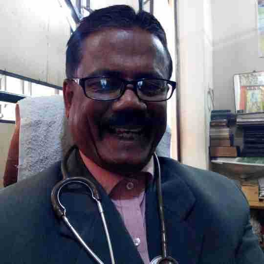 Dr. M.lakshmanan Naidu's profile on Curofy