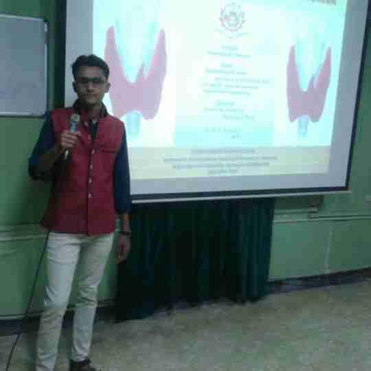Dr. Himanshu Kanzariya's profile on Curofy