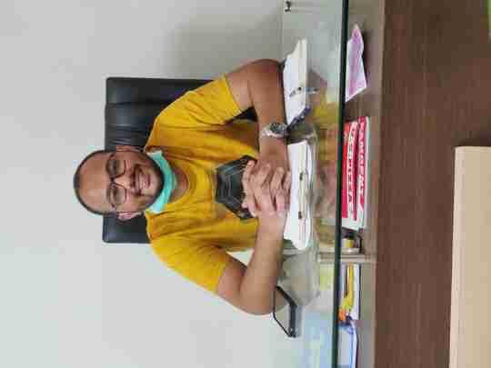 Dr. Varun Gojaria's profile on Curofy