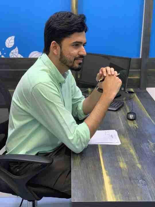 Dr. Hasib Shaikh's profile on Curofy