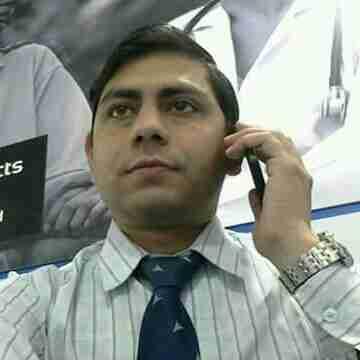 Dr. Vipin Kumar Sharma's profile on Curofy