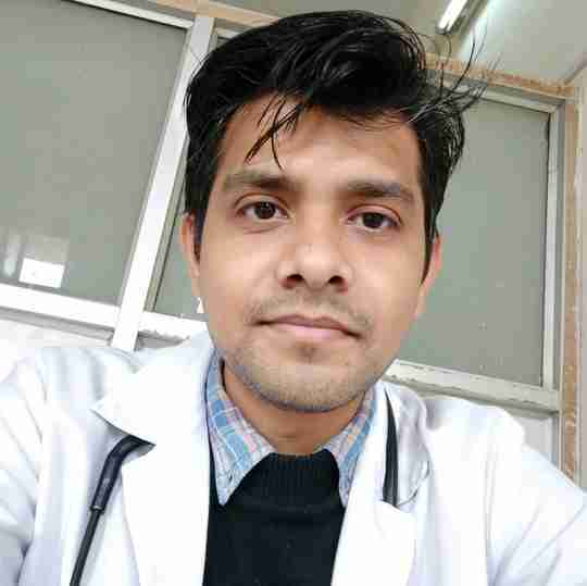 Dr. Mithilesh Chandra Malviya's profile on Curofy