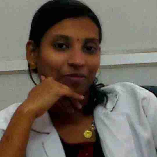 Dr. Anoopa C H's profile on Curofy