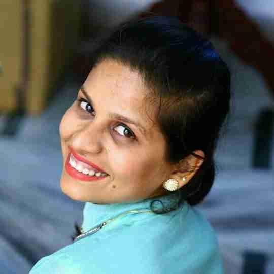 Dr. Mansi Patel's profile on Curofy