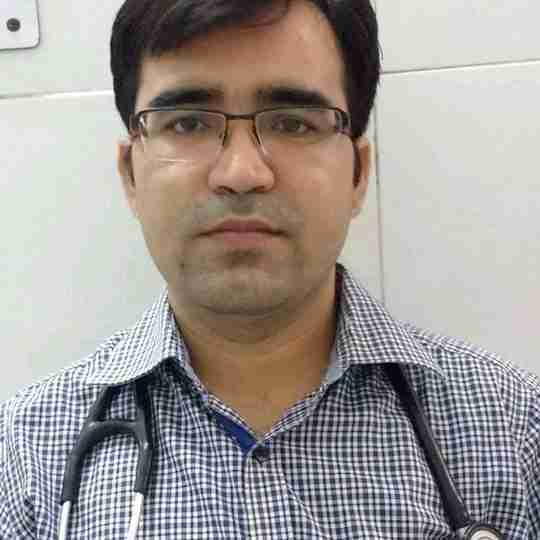 Dr. Ramesh Jakhar's profile on Curofy