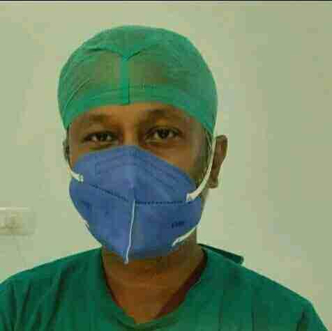 Dr. Abhishek Chatterjee's profile on Curofy