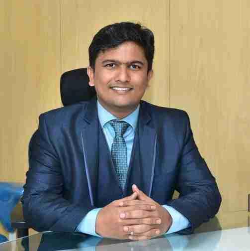 Dr. Shakun Saraf's profile on Curofy
