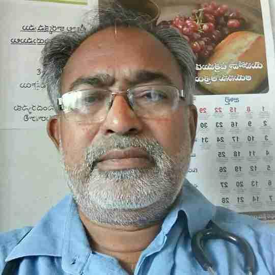 Dr. Mohan Rao Yarasani's profile on Curofy