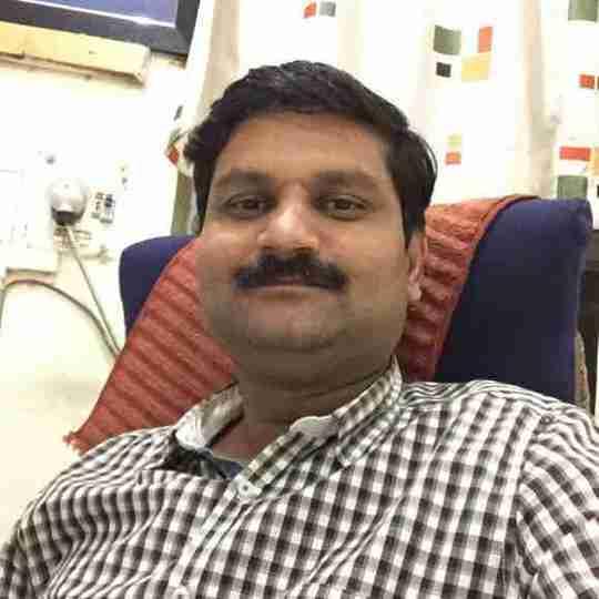 Dr. Anil Sanap's profile on Curofy