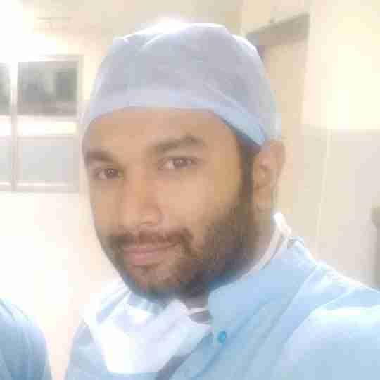 Dr. Mohamed Aslif's profile on Curofy