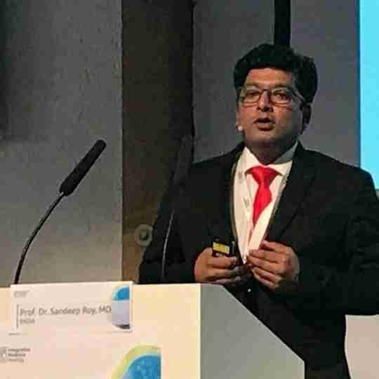 Dr. Sandeep Roy's profile on Curofy