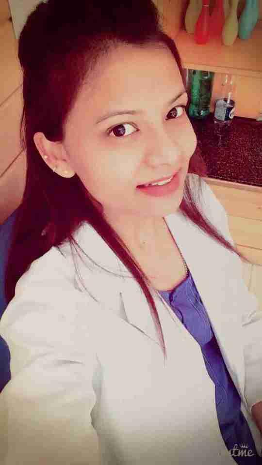 Dr. Raveena Patel's profile on Curofy