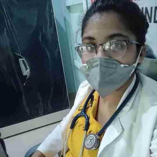 Dr. Ritoja Chakraborty's profile on Curofy