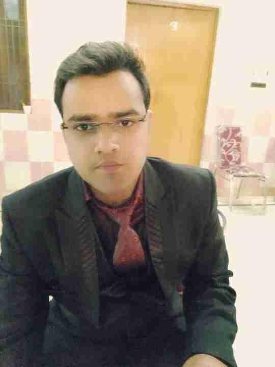 Sachin Vashisht's profile on Curofy