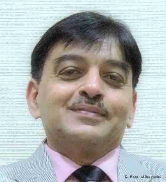 Dr. Rajesh Buddhadev's profile on Curofy