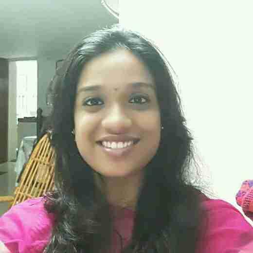 Preethi Ganesan's profile on Curofy