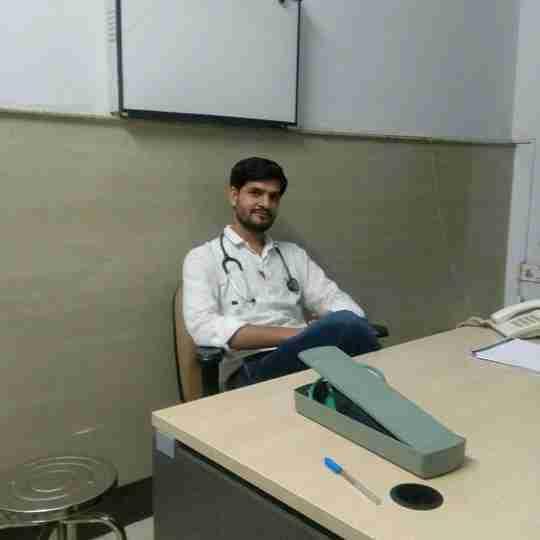 Dr. Sachin Maheswari's profile on Curofy