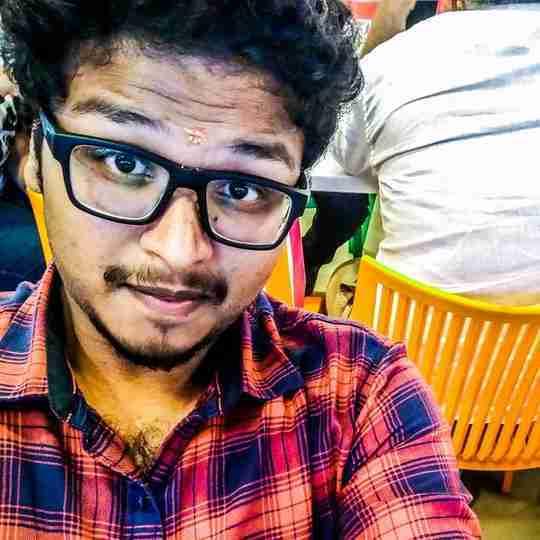 Krishnu Prasin's profile on Curofy