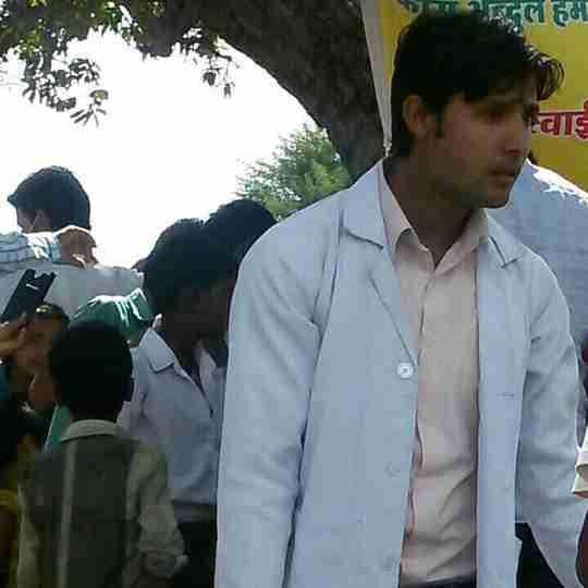 Dr. Anis Ahmad's profile on Curofy