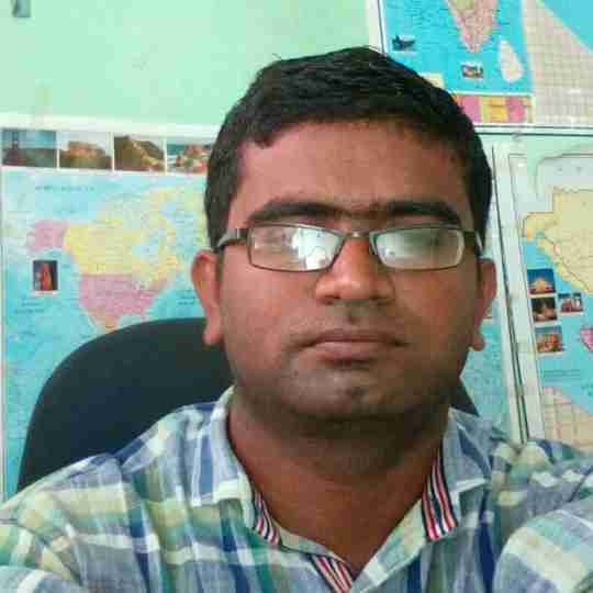 Alpesh Prajapati's profile on Curofy