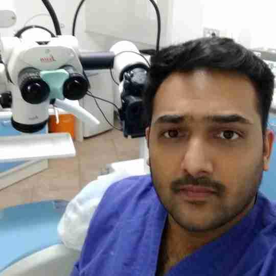 Dr. Shreyas H S's profile on Curofy