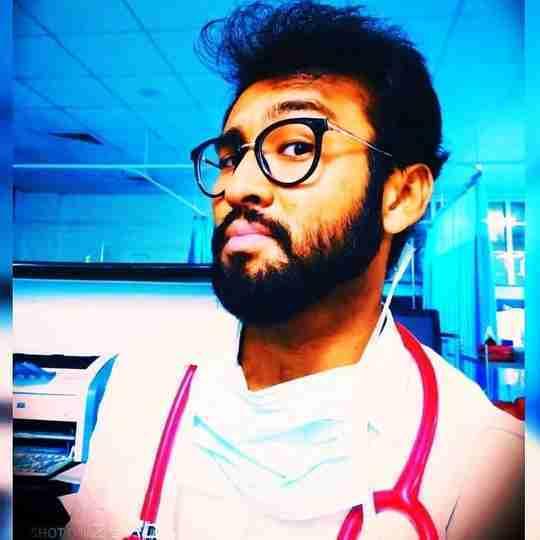 Dr. Mashhood Shaik's profile on Curofy